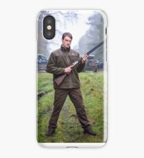 Mind your own business  iPhone Case/Skin