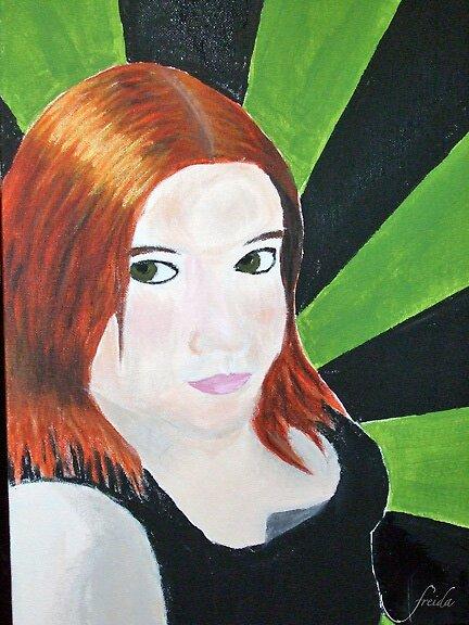 Nancy by Freida