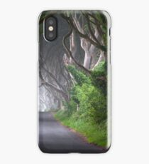 The Dark Hedges / Game of Thrones / Co Antrim / Northern Ireland iPhone Case