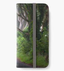 The Dark Hedges / Game of Thrones / Co Antrim / Northern Ireland iPhone Wallet/Case/Skin