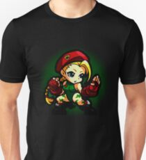 Puzzle Spirit: Cammy T-Shirt