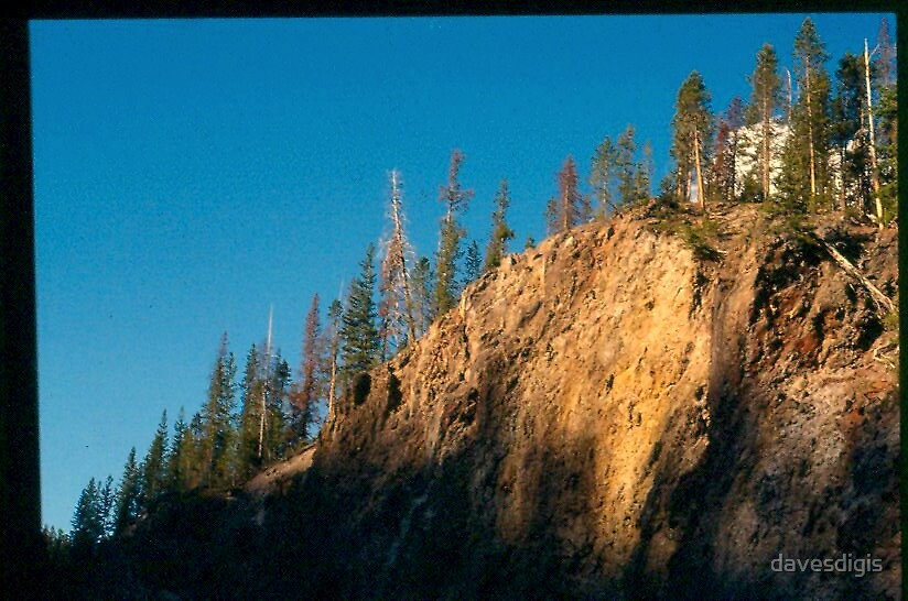 Mt. Grizzley by davesdigis