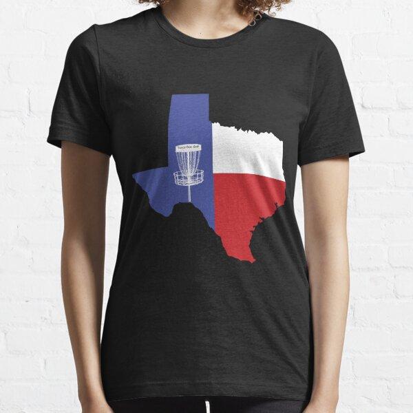 Disc Golf Texas Essential T-Shirt
