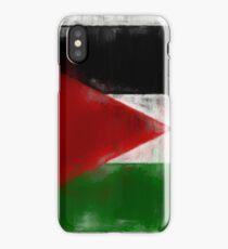 Jordan Flag Reworked No. 2, Series 2 iPhone Case/Skin
