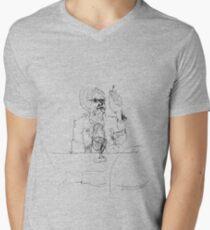 Smoking Ribe Woman T-Shirt