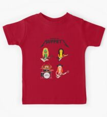 Master of Muppets - Muppets as Metallica Band Kids Clothes
