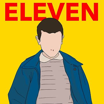 Eleven Stranger Things Design by SimpleDees