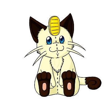 Meowth, That's Right! by SeraphinaUmbra