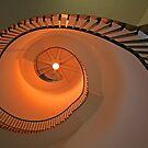 Southwold Lighthouse - Alternative View by RedHillDigital