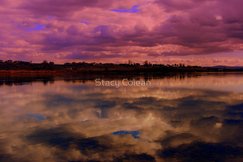 COLORS OF CLOUDS by Stacy Colean