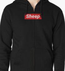 Sheep - idubbbz Zipped Hoodie