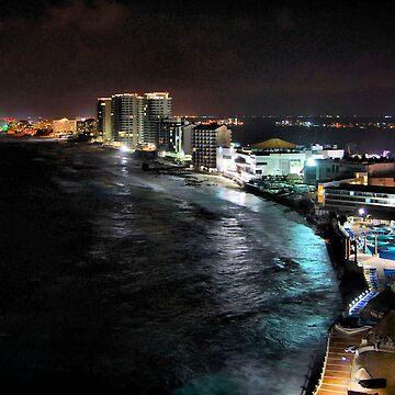 Cancun Nights by SueAnne