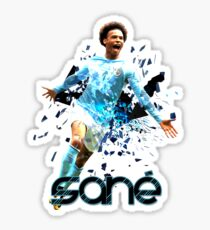 Sane blue sky Sticker