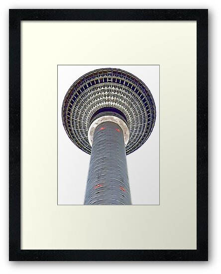 TV Tower Berlin by Sven Fauth