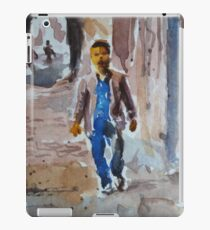 WALKING IN THE NEIGHBORHOOD iPad Case/Skin