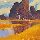 Rocks & River by amirzand