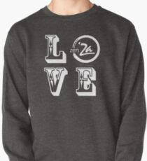 Love 'Za - Rosewood Pullover