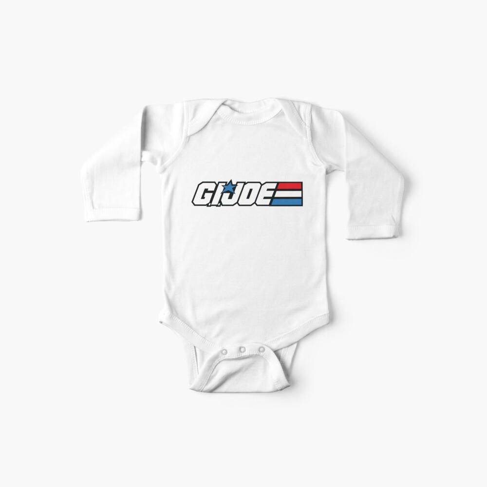 GI Joe Classic logo Bodies para bebé
