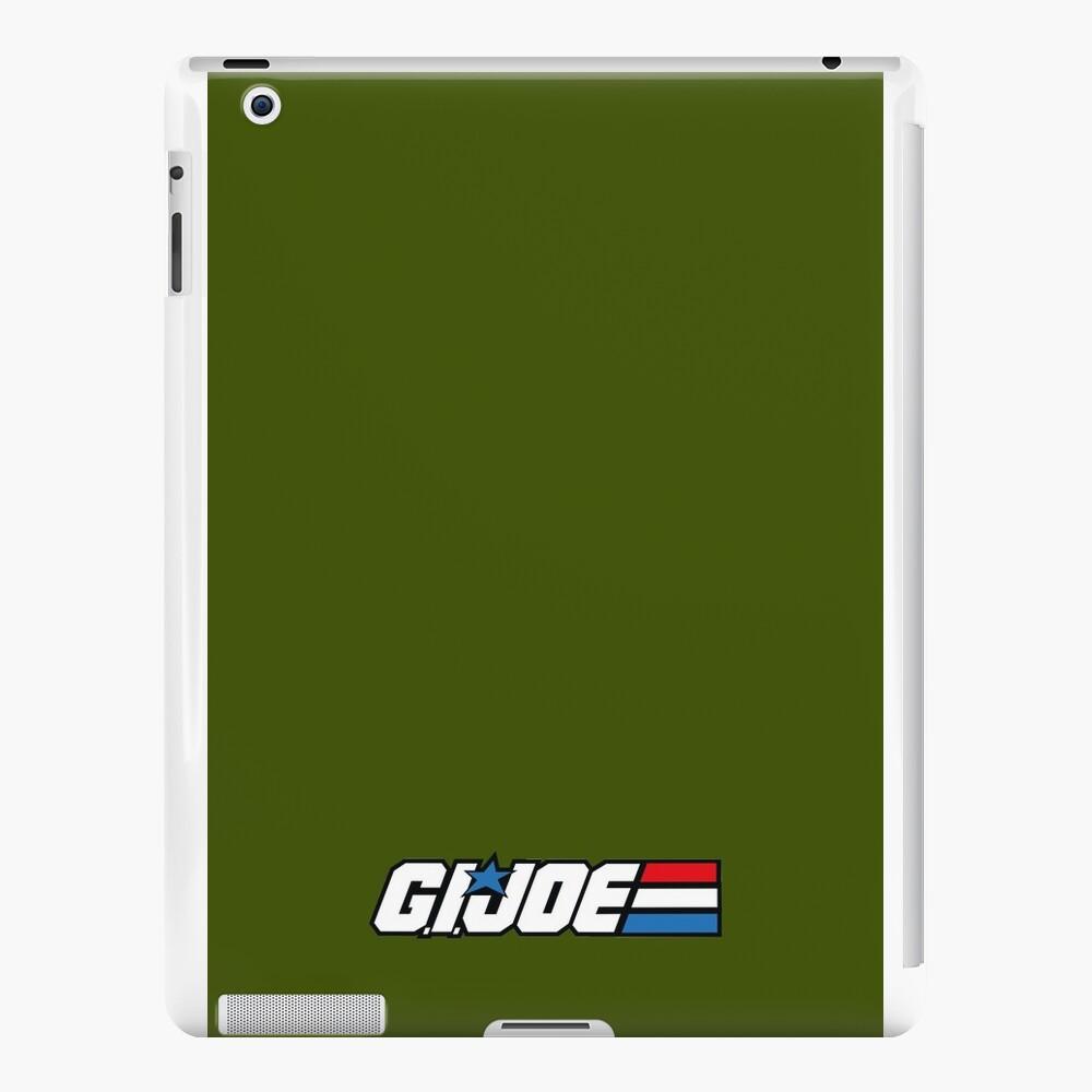 GI Joe Classic logo Vinilos y fundas para iPad
