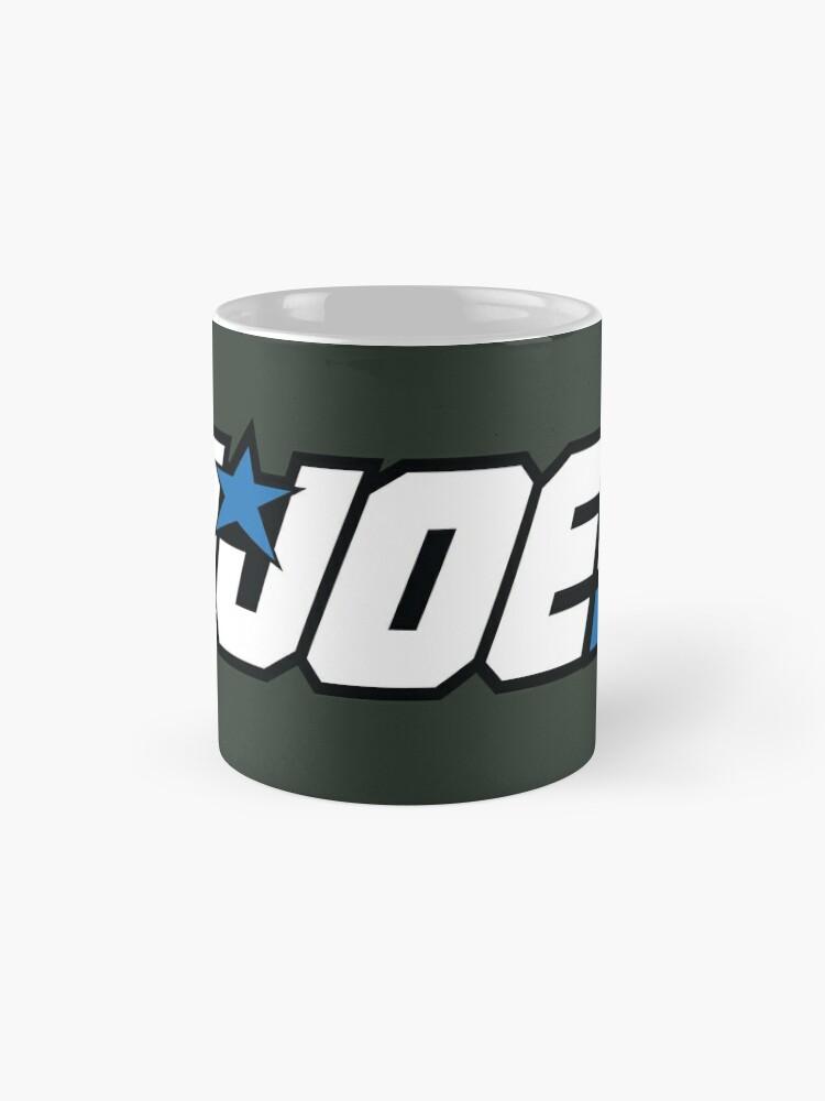 Vista alternativa de Tazas GI Joe Classic logo