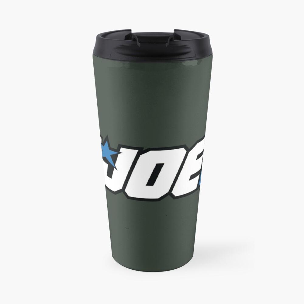 GI Joe Classic logo Taza de viaje