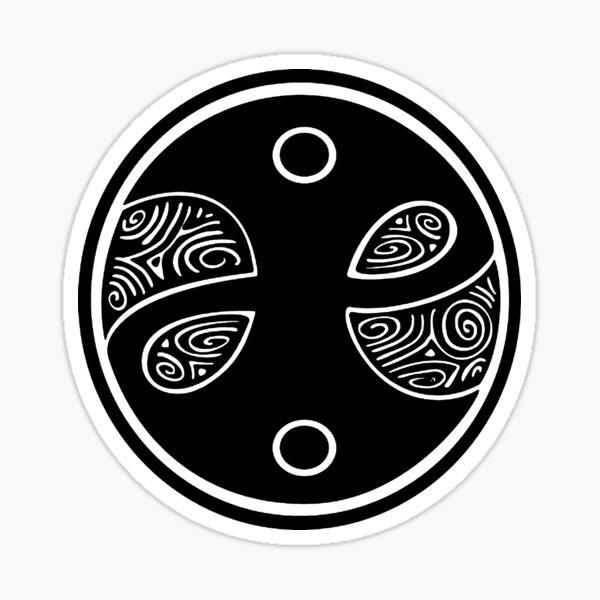 Heroes Crest Sticker