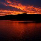 Coomera Sunset by Brett Habener