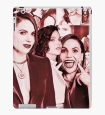 Lana Parrilla - FanArt iPad Case/Skin