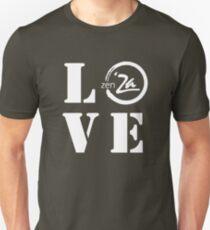 Love 'Za - Stencil Unisex T-Shirt