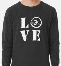 Love 'Za - Stencil Lightweight Sweatshirt
