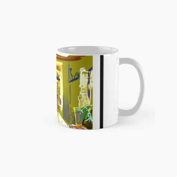 The Potting Shed Classic Mug