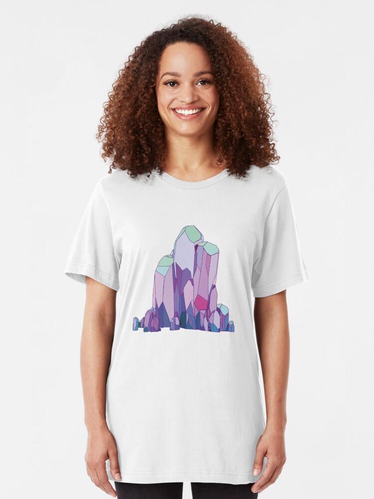 Alternative Ansicht von Album Donner Gems Slim Fit T-Shirt