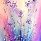 «Heaven 'Scent' - Flores» de Linda Callaghan