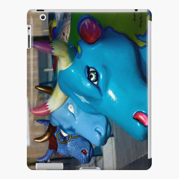 Three Cows on Parade, Ebrington Sq, Derry iPad Snap Case