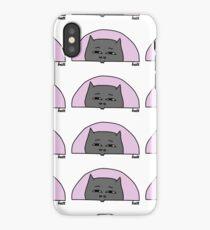 BATT Peek Pink Chest iPhone Case/Skin