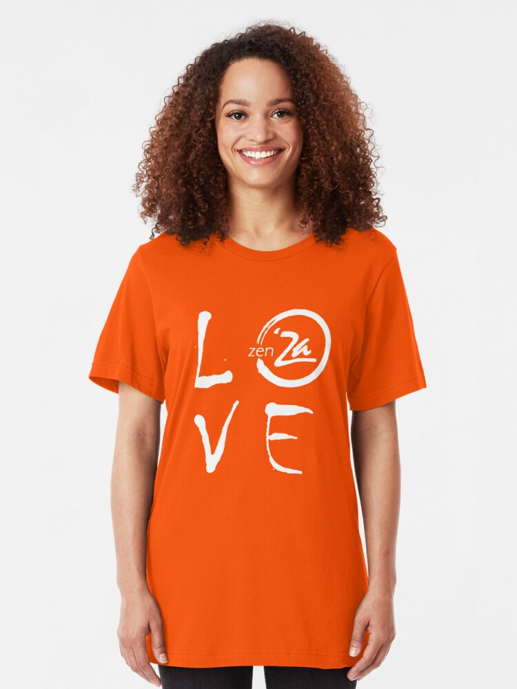 Alternate view of Love 'Za - Chiller Slim Fit T-Shirt