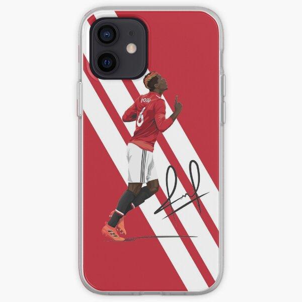 Paul Pogba iPhone Soft Case