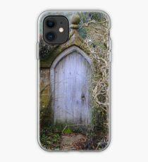 Door of imagination iPhone Case