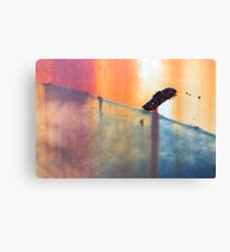 Fading Canvas Print