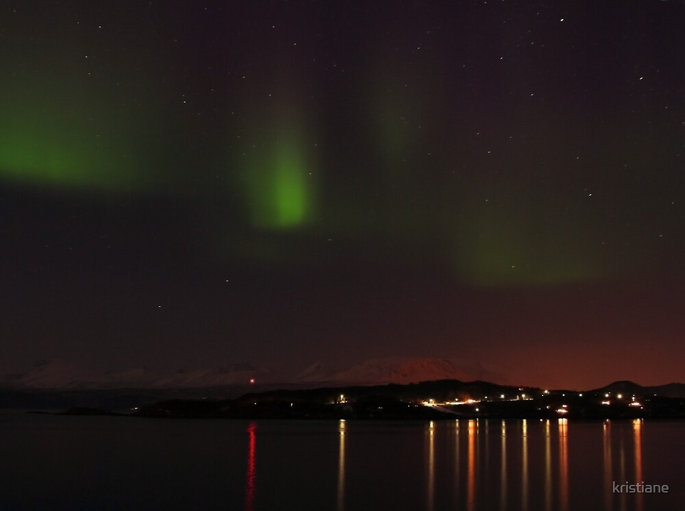 Borealis North of Norway by kristiane
