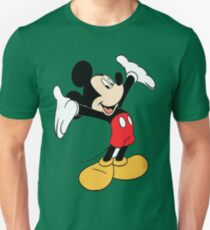 Mickey Mouse, minnie  T-Shirt