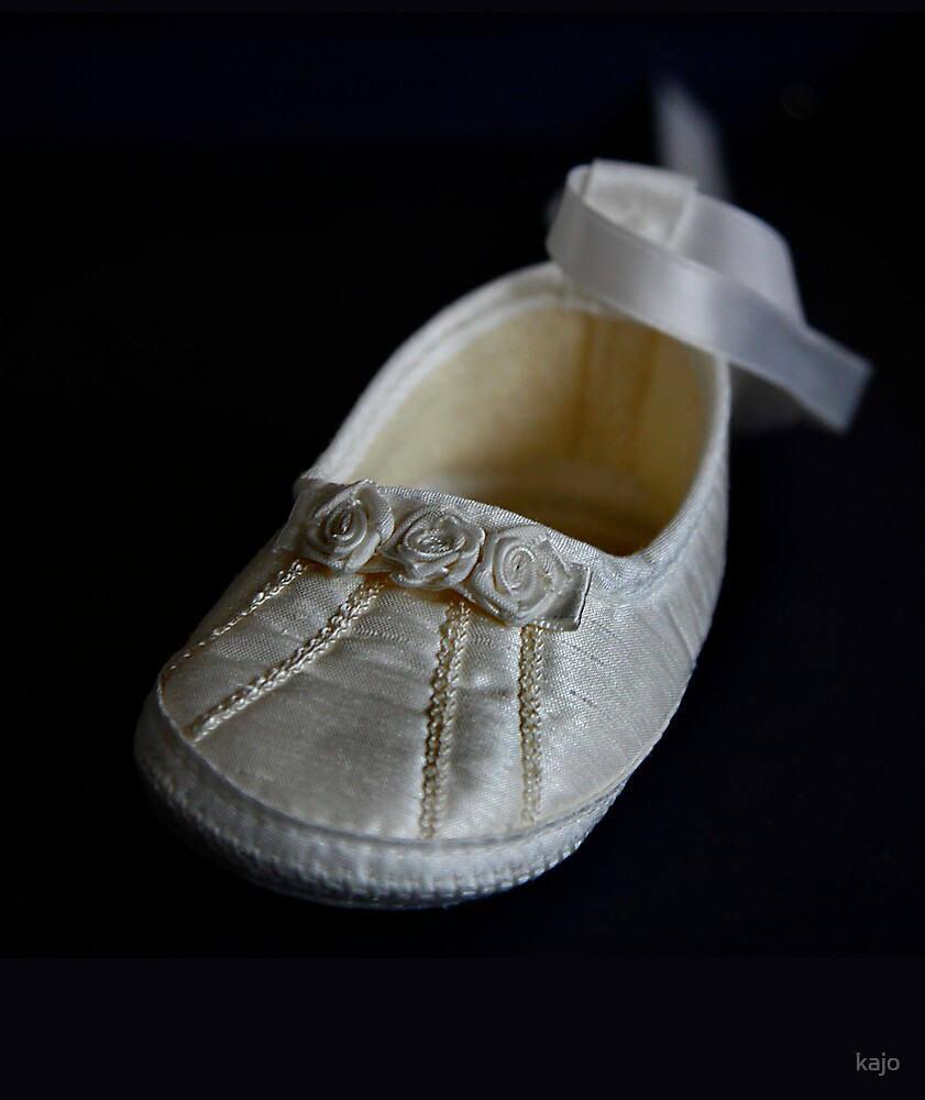 The Christening Shoe by kajo