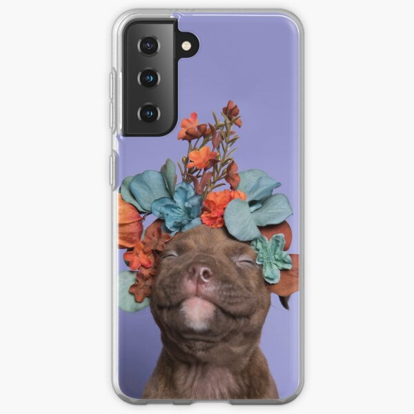 SweetPea, Flower Power Samsung Galaxy Soft Case