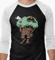 Treehouse Men's Baseball ¾ T-Shirt