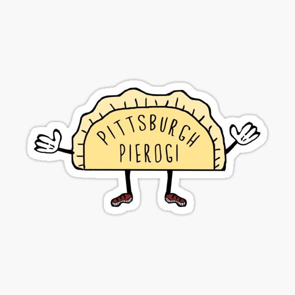 Pittsburgh Pierogi Sticker