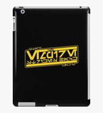 The Empire Strikes Back in Aurebesh iPad Case/Skin