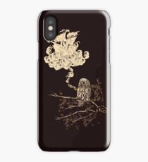 Wow It's a ship ! iPhone Case