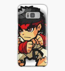 Puzzle Spirit: Ryu Samsung Galaxy Case/Skin
