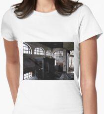 Tardis Women's Fitted T-Shirt
