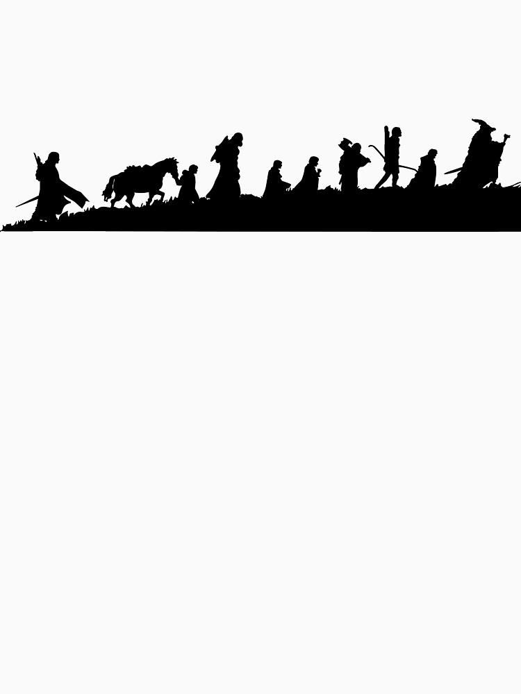 Die Herr der Ringe-Gemeinschaft von PaiigeZilla